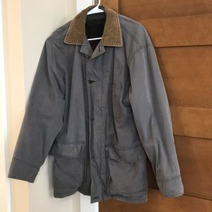 INC Men's coat with removable liner